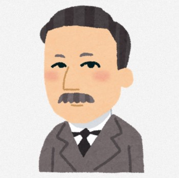 FireShot_Capture_168_-_夏目漱石の似顔絵イラスト_I_かわいいフリー素__-_http___www_irasutoya_com_2013_09_blog-post_16_html
